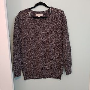 NWOT Michael Kors sweater, M, black and white